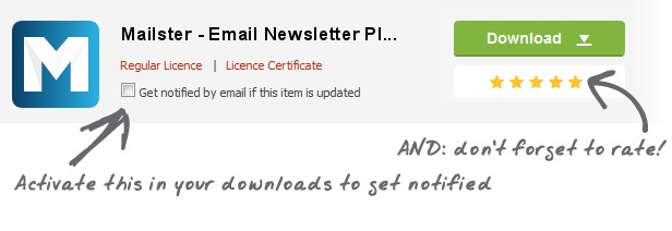 MyMail Newsletter Plug. Download Regular Licence Licence Certificate Get notified email this item updated ra.f Ac,va.Ie IAis your nell Pied