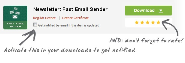 Fast Email Sender Download Regular Licence Licence Certificate iEi Get notified email this item updated doni orS ra.i.f Aci,va.ie INs your no6fied