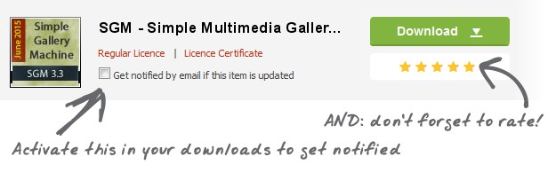 SGM Multimedia Galler. Regular Lisensiya Lisensiya Cerbficate nobfied email na ito na-update item Download, 4Core, t radef AcIrva.Ie 11,15 5eI Simple Gallery Machine SGM32